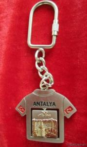 China Spinning Key Chain on sale