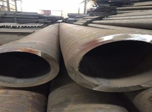 China Large Diameter Stainless Tubing Tolerance Astm A312 Standard 114mm OD Food Grade on sale