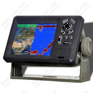 China 5,6 pulgadas del LCD del trazador de los pescados del buscador de trazador marino de la carta on sale