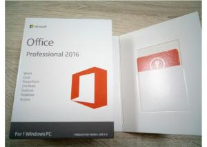 China Online Activation Microsoft Office Professional Plus 2016 Download With Product Key on sale