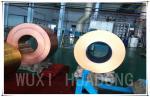 Оборудования отливки трубы индустрии 200мм тип непрерывного латунного горизонтальный