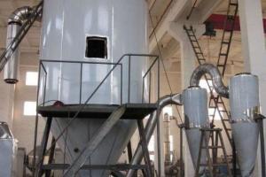 China Stainless Steel Milk Spray Dryer Machine Food Grade Commercial Spray Dryer on sale