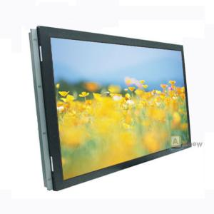 China 12v Water-proof 6 bit FRC IR Touch Screen Monitor , 26 Industrial Display on sale