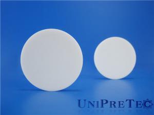 China Machinable Glass Ceramic Disc on sale