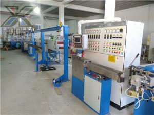 China Touch Screen Wire And Cable Machinery / Automatic Coiling And Packing Machine on sale