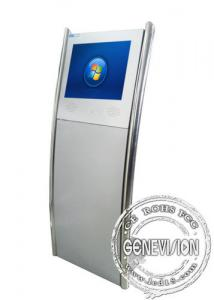 China 22 Inch Touch Screen Kiosk , Intel GMA X4500 Touch All-in-one PC on sale