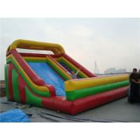 China Garden Double Inflatable Water Slide Party Rentals Muti Colored Wear Resistance on sale
