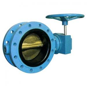 China Butterfly Valve(flange type) on sale