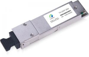 China Cisco 850nm 300m LC  MM 40Gb/s QSFP+ SR4 Transceiver with DDM on sale