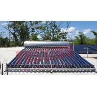 China Integrated Pressurized Heat Pipe Solar Water Heater on sale
