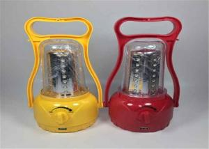 China Hand Crank Solar LED Lantern , Solar Rechargeable Lamp CE Certificition on sale