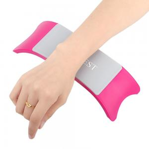 China Manicure Arm Rest Nail Art Accessories ABS Pillow Keyboard Silica Gel on sale