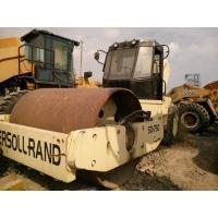 China Used Road Roller USED Vibratory Compactor INGERSOLL RAND SD-175D on sale