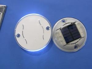 China Pathway Safety LED Boat Dock Solar Lights Long Viewing Distance Easy Use on sale