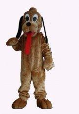 Quality Custom kids' cartoon animal costumes of Goofy with piles for party for sale
