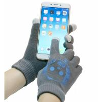 China Comfortable Warm Touch Screen Gloves / Touch Sensitive Gloves Soft Feeling on sale