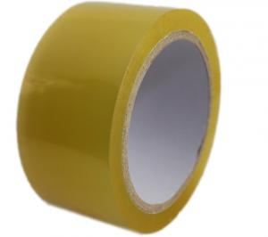 China OPP packing tape OPP cleear / transparent carton sealing tape 48mm x 66m or customerized on sale