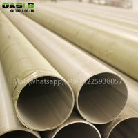 China ASTM A312 316L stainless steel seamless welded stainless steel ERW pipe on sale