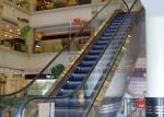 35 Degree 0.5m/S speed with VVVF Drive Outdoor Or Indoor Mall Subway Escalator