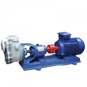 China FZB Self priming plastic centrifugal pump/anticorrosion chemical industrial self priming centrifugal pump on sale