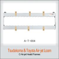 Standard Fast Heald Frame For Somet Looms , Weaving Loom Spare Parts