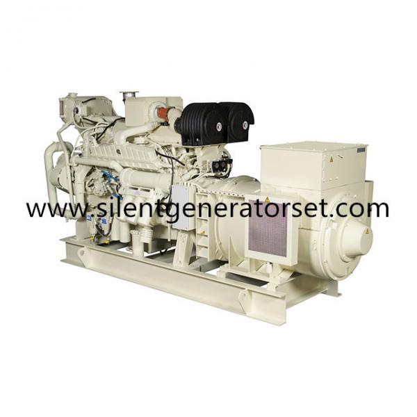 6bt5 9-gm83 Cummins Marine Diesel Generator Set Dc24v