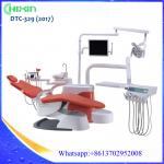 Linkage Chair Frame Dental Unit Dental Chair 12 Memory CE Approved Electric Treatment Machine DTC-329