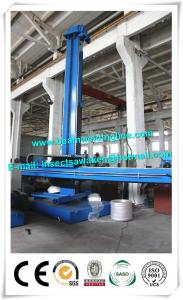 China Professional Column And Boom Welding Manipulators / Welding Center For Pipe on sale