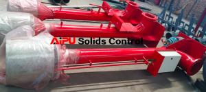 China High quality well drilling flare ignition device for sale at Aipu solids on sale