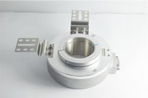 China Hollow Shaft Through Hole Encoder Totem Pole Output K100 Aluminum Alloy For Machinery on sale