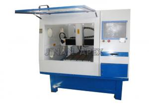 China Full Cover CNC Mould Making Machine Closed Steel Structure 2.2kw / 3.2kw Water Cooled Spindle on sale