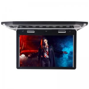 China HD 1080P IPS Motorized LCD Monitor 15.6 Inch With Blue Ambient Light DVR TV Player on sale