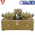 Easy-to-use, fast filtration equipment, widely used palm oil filter, 100kg / h pressure filtration equipment