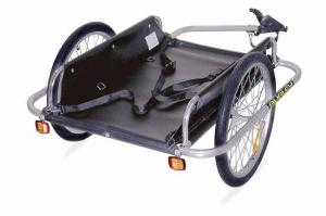 China Premium Bike Cargo Trailer Steel Frame 150 Capacity TC2024 on sale