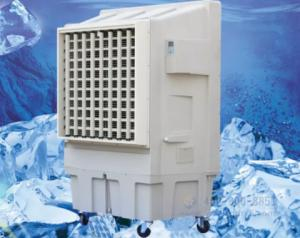 China Restaurant Outdoor Evaporative Air Cooler Steam Fan Blower Eco - Friendly on sale