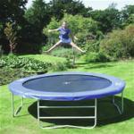 FS-9702Bの子供の小型トランポリン/折るトランポリン/跳躍のベッド