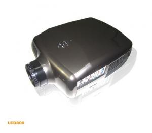 China Small sized LED + LCD 3m micro led projector Coolux LED - 800 on sale