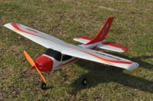 China Hot Sell Mini 4ch Cessna Radio Controlled Beginner RC Airplanes EPO Brushless Ready to Fly on sale