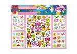 Children Popular Kids Sticker Printing Cartoon Colorful Offset Printing