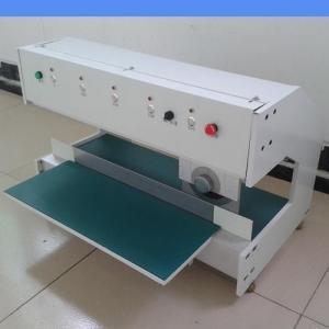 China Automatic pcb line led panel depaneling machine , pcb cutting machine YSV-1A on sale