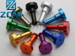 200mm Length Custom CNC Aluminum Parts