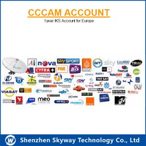 China IKS europe cccam account SKY Deutschland on sale