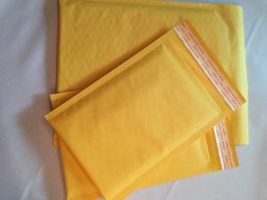 China Kraft Bubble Mailers Padded Envelopes , A4 Bubble Envelopes Printed Logo on sale