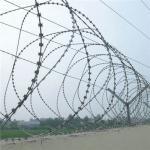Special Designs BTO/CBT Concertina Razor Wire for Wall