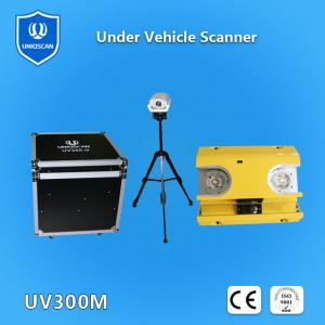 China Under Vehicle Surveillance System UVSS /UVIS with high definition scanned images for security check on sale