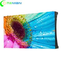 Giant Full HD Led Screen P1.923 Hire Ultra High Resolution Wide Viewing Angle
