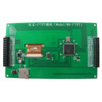 "5""TFT LCD Module[800*480] with Touch Panel(SSD1963),ARM STM32 CORTEX--M0/M3/M4,SSD1963 chip,24 bit RGB Interface"