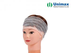 China Unimax Non Woven Disposable Hair Band on sale