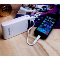 China made in china smartphone power bank 12000mah portable mobile power bank on sale