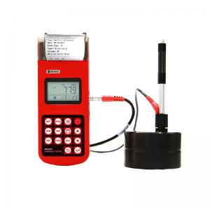 China Cost Effective Electronic Hardness Tester , Wide Measuring Range Leeb Hardness Tester MH310 on sale